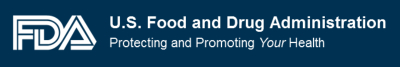 U.S. Food and Drug Administration - Logo
